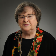 Elizabeth Johnson, Distinguished Professor of Theology at Fordham University