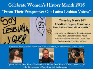 Out Latina Lesbian Voices