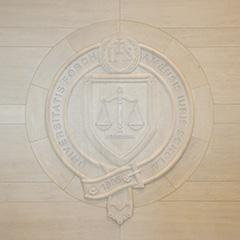 Fordham Law seal