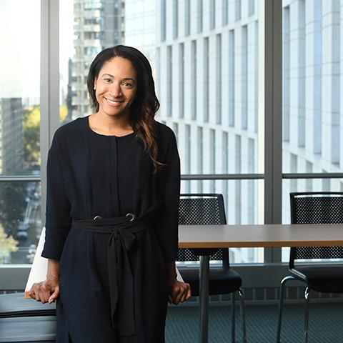 FLS Professional Woman in MSL in Fashion Law Program