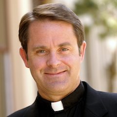 Fr. Michael McCarthy, Mission Integration and Planning VP