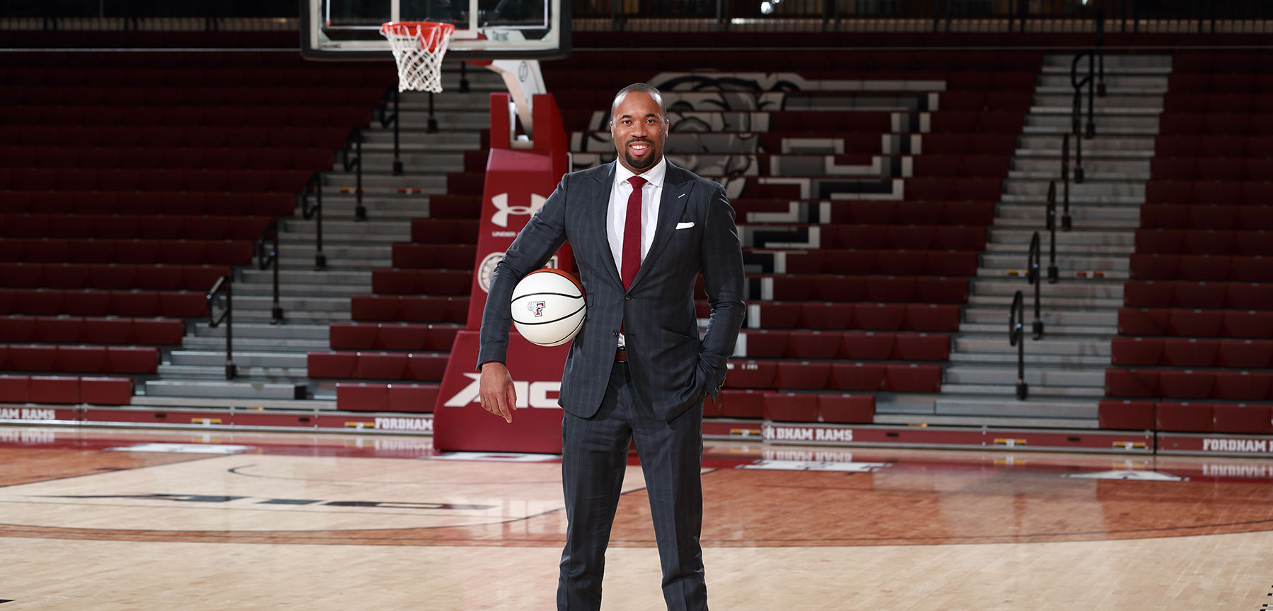 Fordham Hires Kyle Neptune as Head Men's Basketball Coach