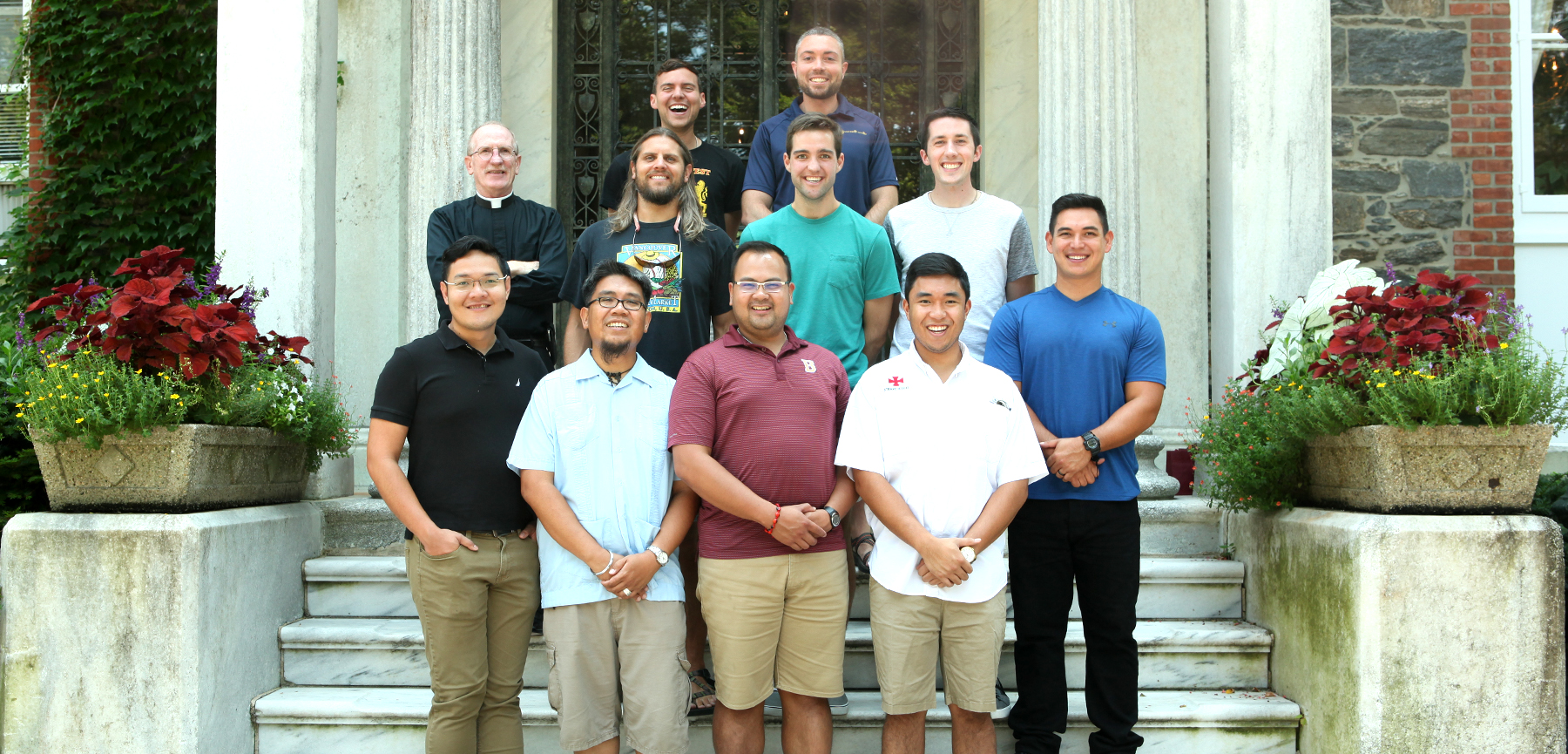 New Cohort of Jesuit Scholastics Welcomed