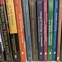 Books related to Orthodox Christian Studies