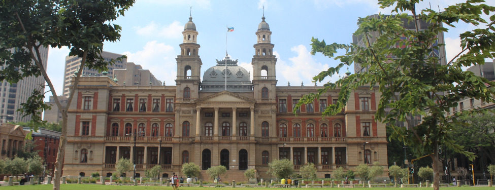 Palace of Justice, South Africa, Study Abroad