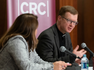 Hans Zollner, S.J., President of the Centre for Child Protection at the Gregorian University in Rome, discusses the Catholic Church reform efforts and the global context of the sexual abuse crisis.
