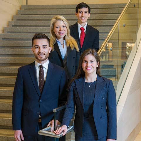 Fordham Law Pro Bono Scholars