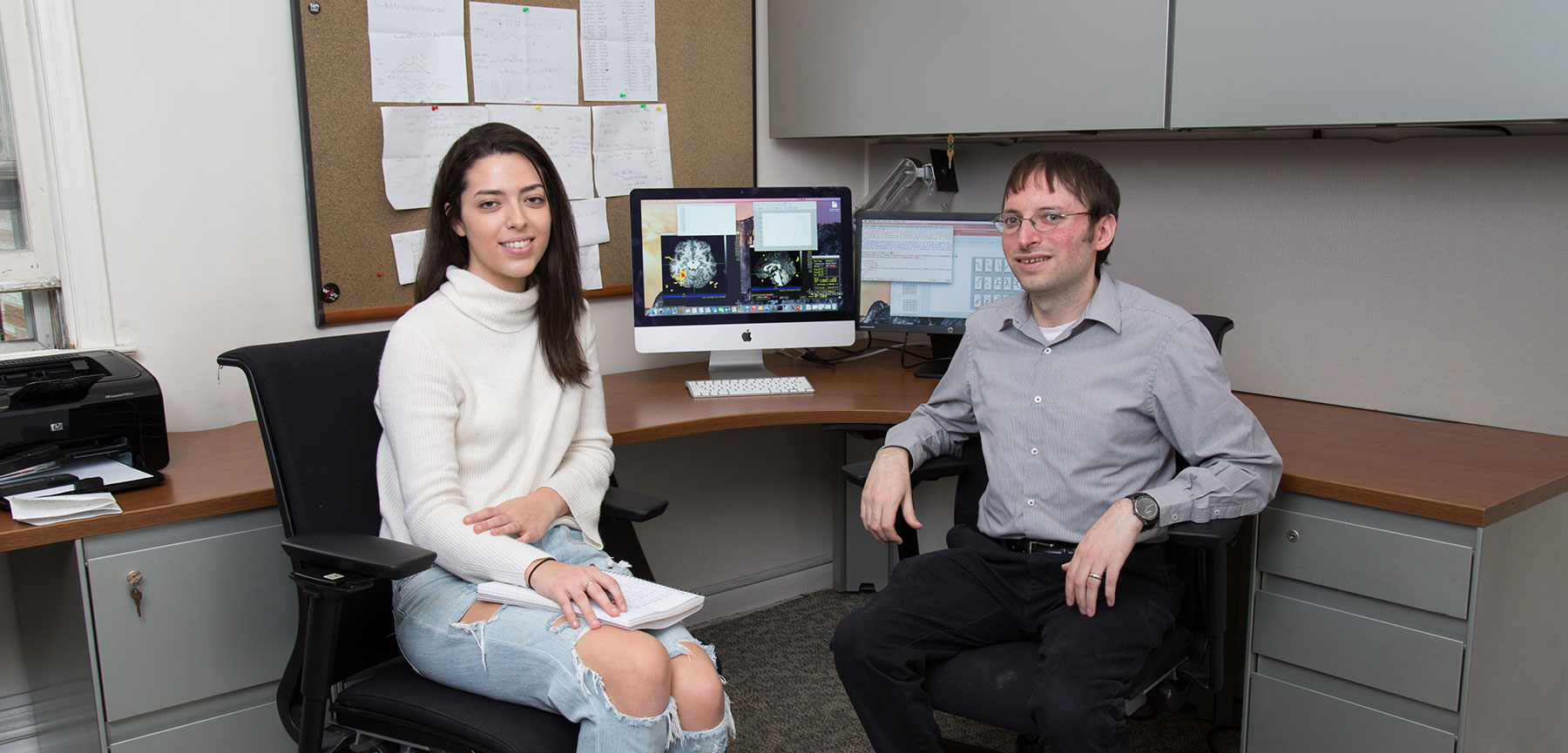 Brain Research Links Vision and Intelligence