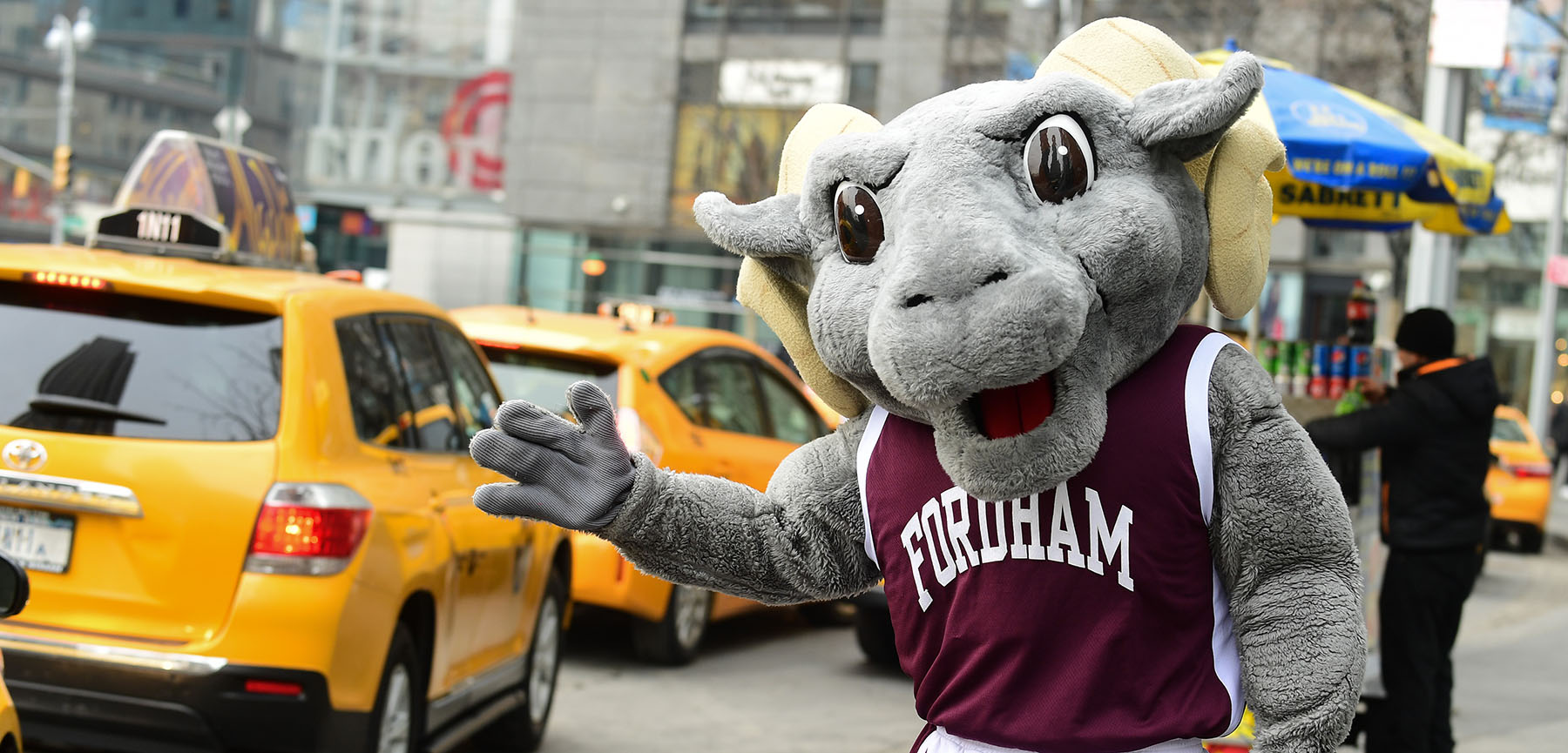Join the Fordham Ramily!