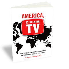 Claire E. Rodriguez - America, As Seen On TV