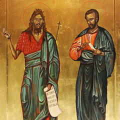 Saints John and Bartholomew
