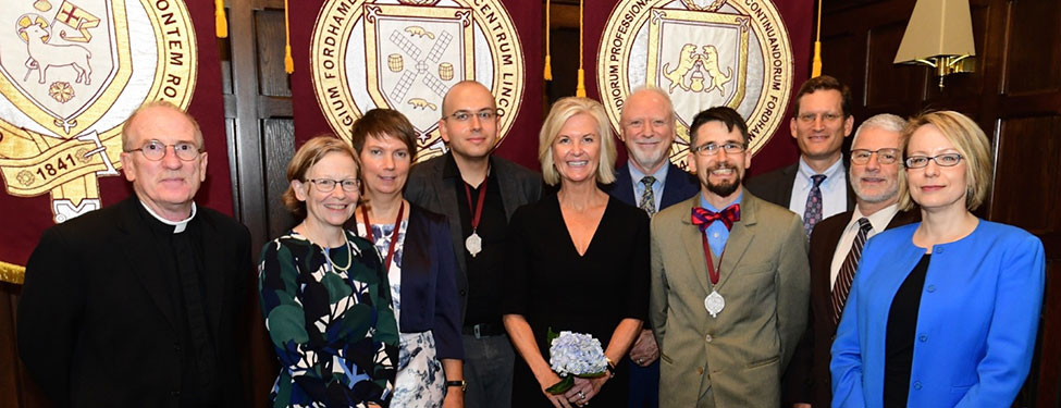 Science scholars installed as inaugural STEM faculty chairs