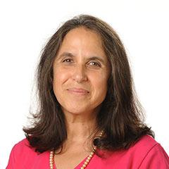 Fordham Law Professor Marcella Silverman
