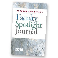 Faculty Spotlight Journal
