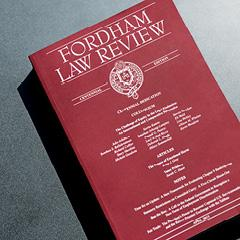 Fordham Law Journals