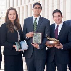 Fordham Law Student Competition Teams