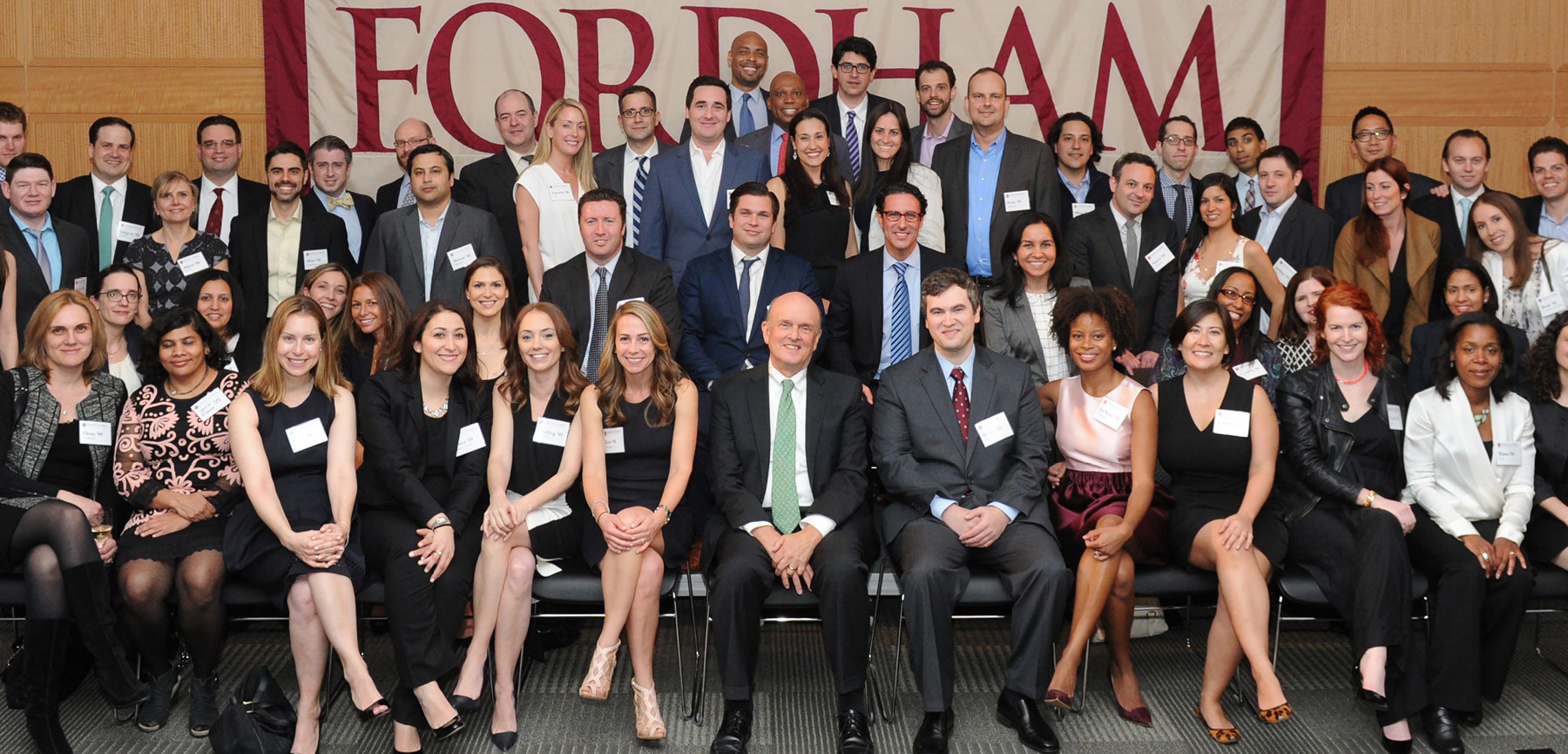 FLS Fordham Law Alumni Reunion 2015