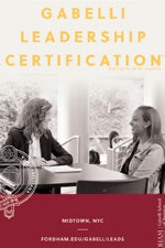 Gabelli Leadership™ Certification