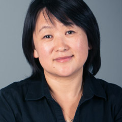 Business faculty - May Zhang