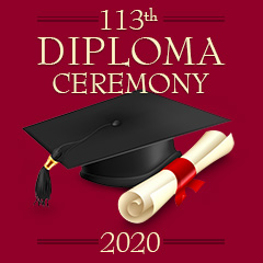 Law School 113th Diploma Ceremony 2020