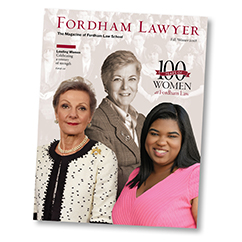 Fordham Lawyer