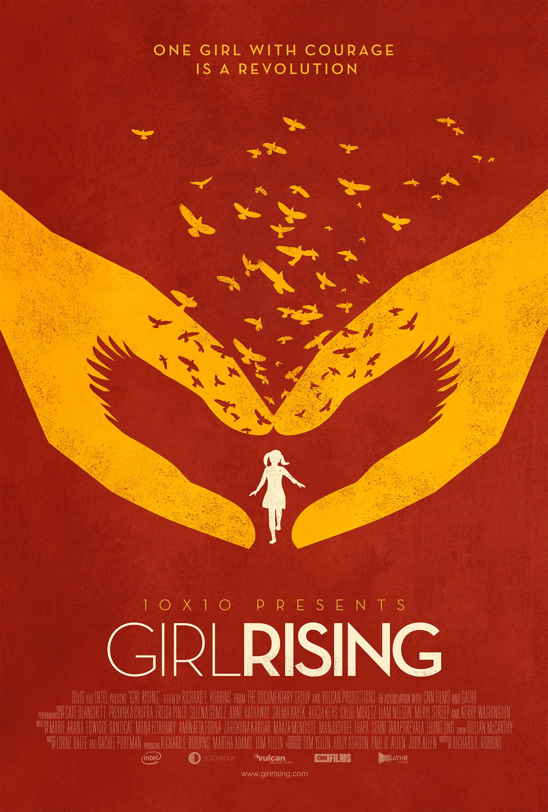 Girls Rising Movie Poster