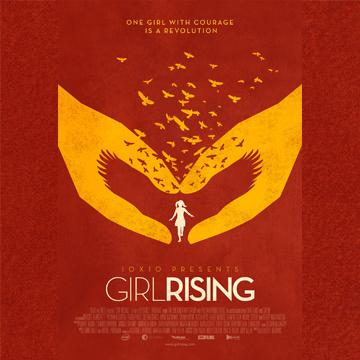 Girls Rising poster