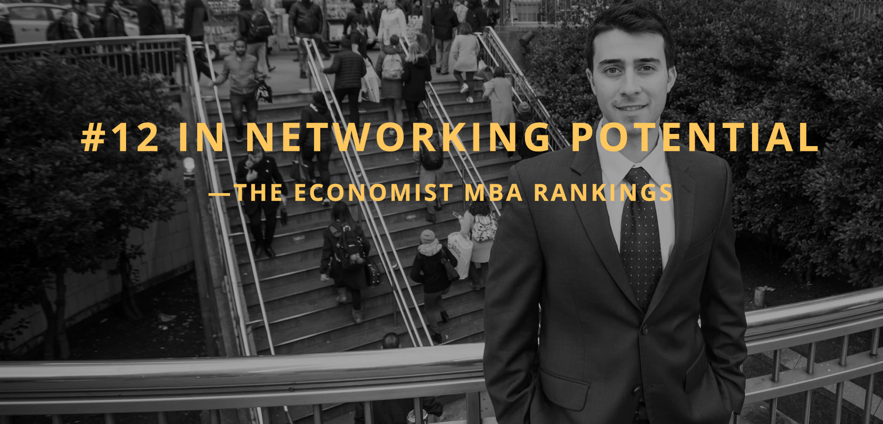 #12 in networking potential