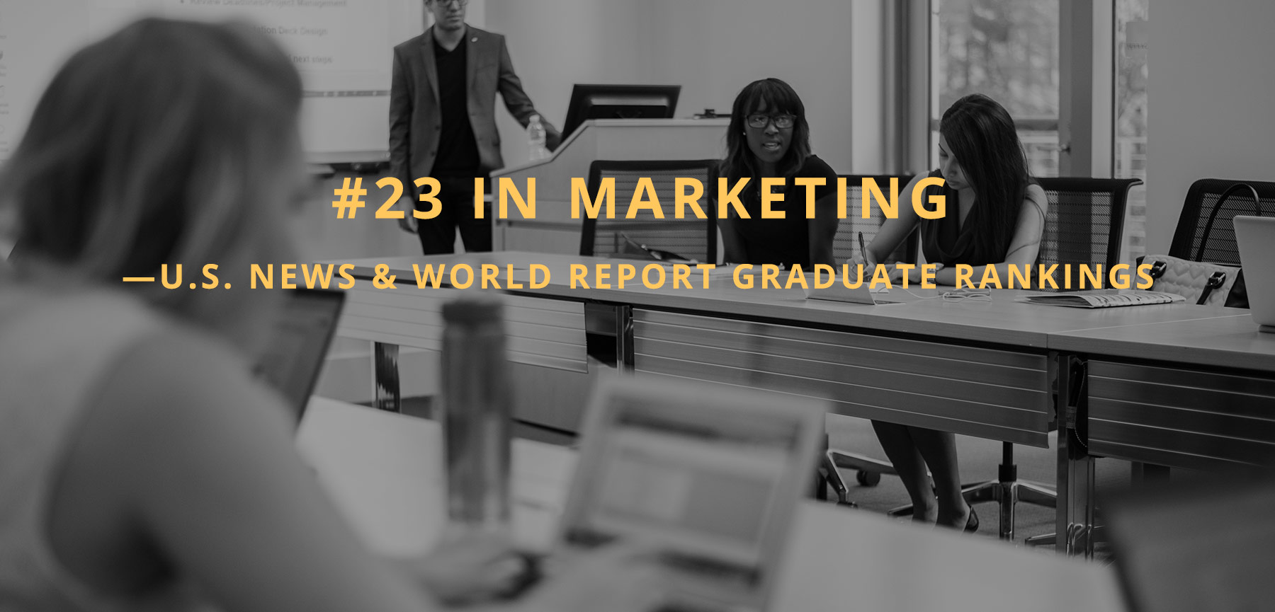 #23 in marketing