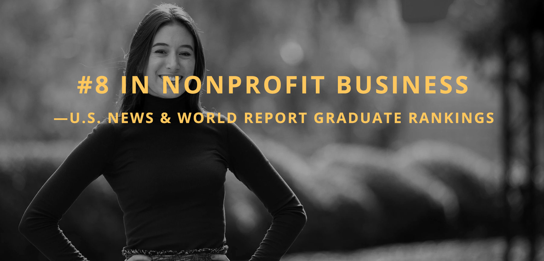 #8 in nonprofit business