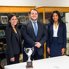Fordham Law Moot Court Board