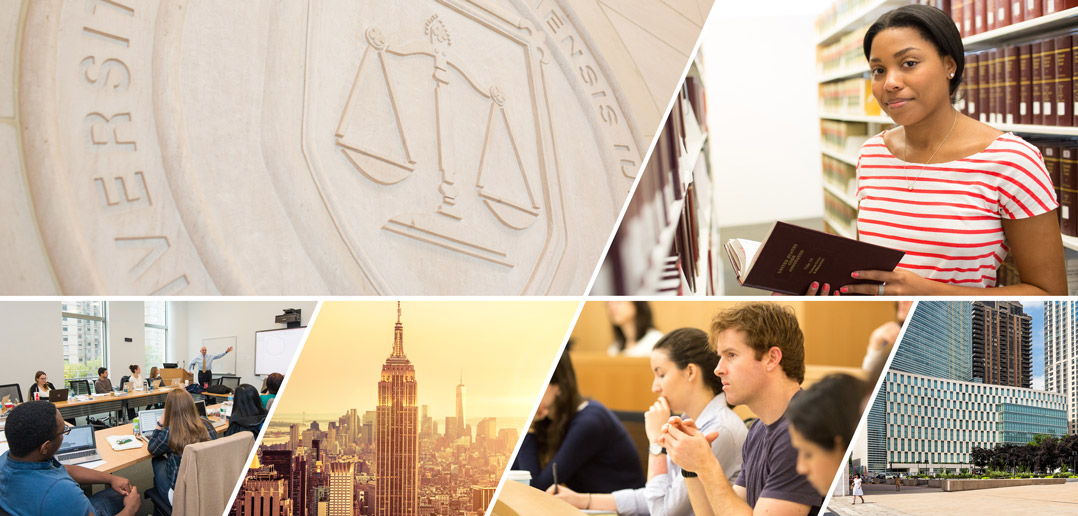 Fordham Law offers a Pre-Law Institute