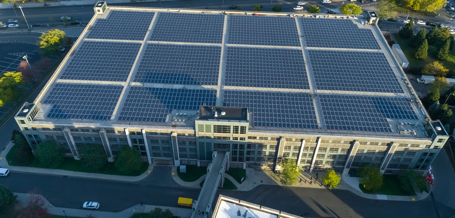 Fordham Expands Use of Solar Power